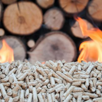 Granulé de bois, combustible propre et économique