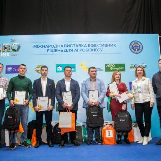 RAGT Semences Ukraine - Concours du jeune agronome - AGRO Complex