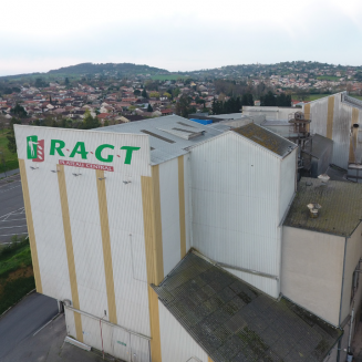 CP - Incident à l'usine d'aliments d'Albi RAGT Plateau Central
