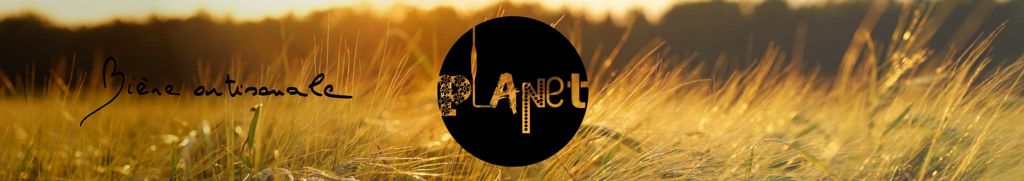 Bandeau site web - bière Planet RAGT