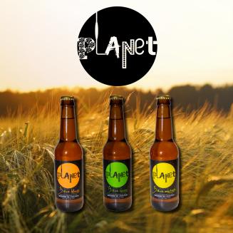 Vignette - Bière Planet RAGT