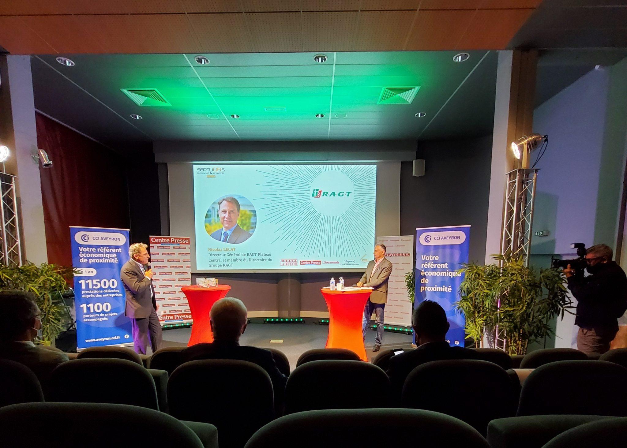 RAGT partenaire des Septuors Aveyron 2021